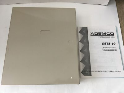 *NIB* *New* Honeywell Ademco VISTA-40 2-Partitioned Security System Panel
