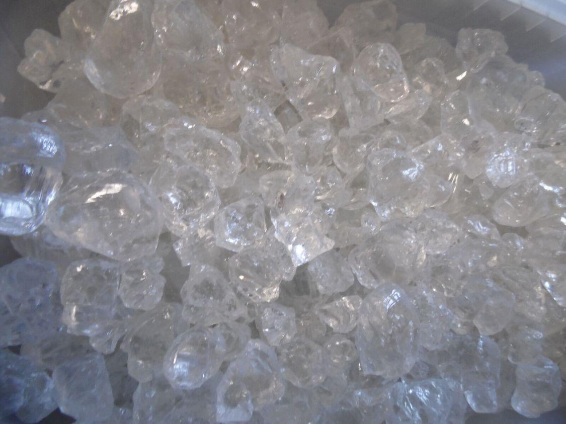 Crusheis Eiswürfel Dekosteine klar ab 600g Crusheis Dekoeiswürfel