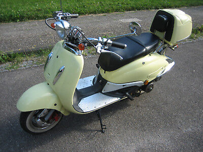 ZNEN Motorroller 125 ccm