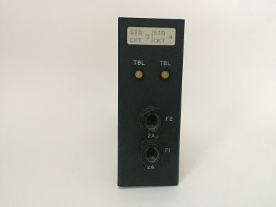 Simplex 556-874 (Rev E) 2001-2076 Dual Signal NAC Card for Simplex 2001 FACP