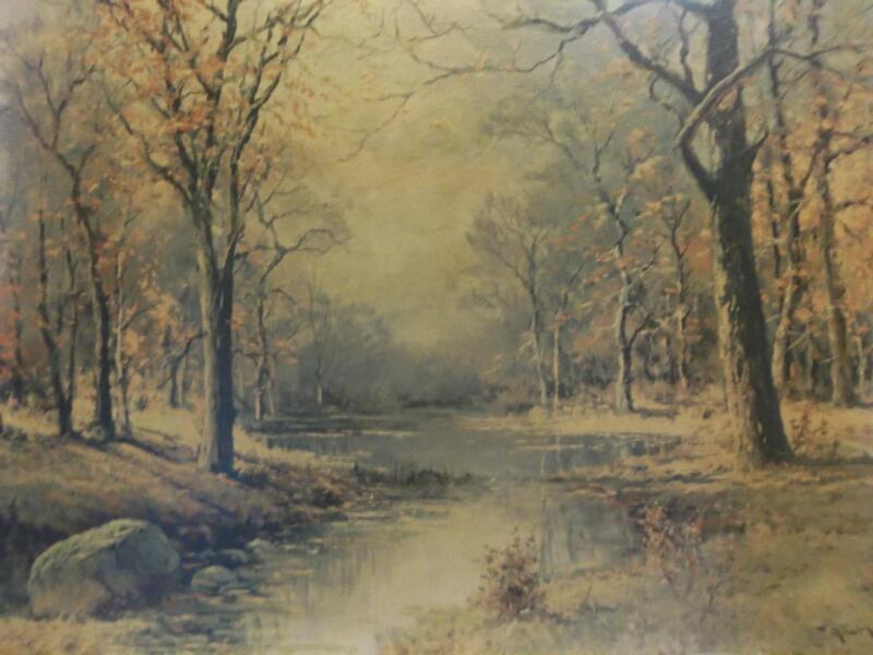 Robert Wood Paintings EBay