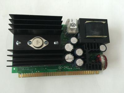 Siemens Cerberus Pyrotronics ZAC-30 Fire Alarm Amplifier Card MXL MXLV