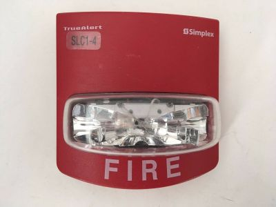 Simplex 4904-9350 Fire Alarm Addressable TrueAlert Remote Strobe