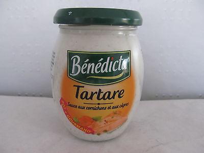 Benedicta Tartare Sauce mit Gurken und Kapern 260 g