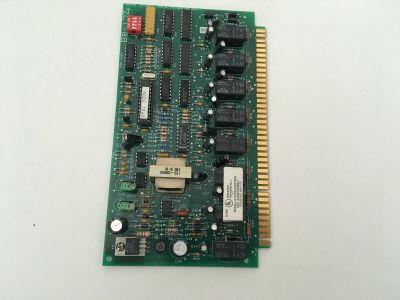 Siemens ZCT-8B Fire Alarm 8 Zone Class B Control MXLV Panel 500-891183