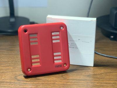 *NIB* *New* ESL I07-54 II070054A Fire Alarm Horn Grille Surface Simplex Faraday
