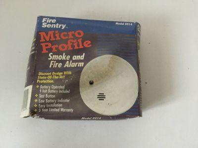 *NIB* *New* Fire Sentry 0914 Fire Alarm Residential Smoke Detector