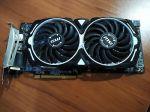 MSI AMD Radeon RX 580 4GB GPU VRAM Graphics Card PC Gaming