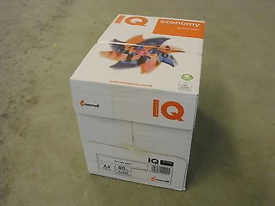 Mondi IQ economy 2500 Kopierpapier Druckerpapier Schreibpapier 80g DIN A4