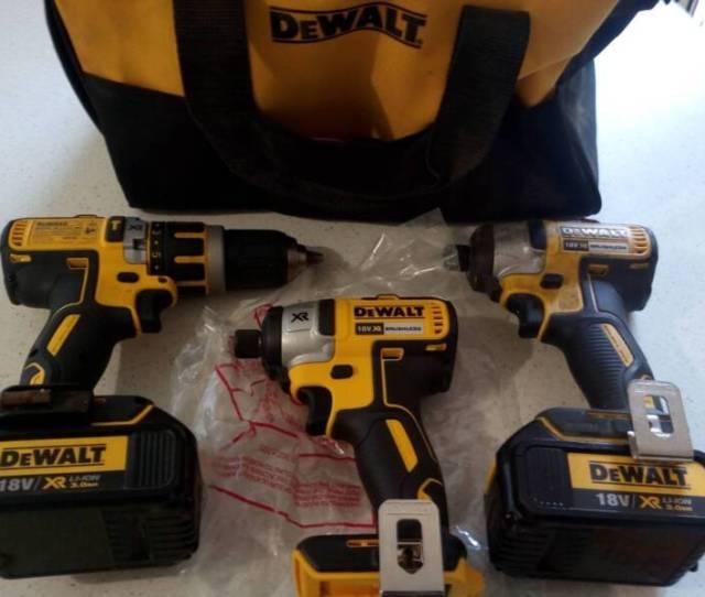 Xr Brushless Dewalt Drill Kit Power Tools Gumtree Australia Port Stephens Area Raymond Terrace 1201130510