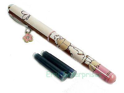 Nici Füller Set Jolly Schaf Pink mit 2 Patronen Kinderfüller Neu