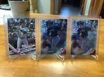 Aaron Judge 7 card INVESTOR RC LOT Topps & Bowman Platinum  Home Run! Yankees!!