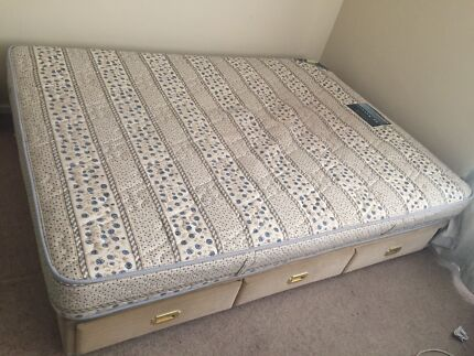 Single Bed Base And Mattress As New Beds Gumtree Australia North Canberra Watson 1168676256