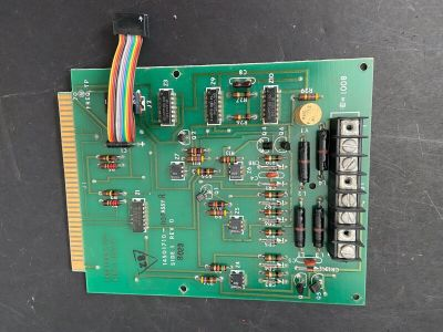 Honeywell 14501710-005 Assy S Fire Alarm Transmission Line Interface Board