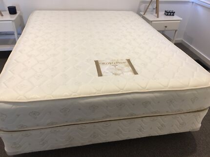 Mattress And Base Queen Bed
