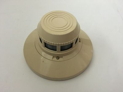 Notifier SDX-551 Fire Alarm Photoelectric Smoke Detector with BX-501 Base