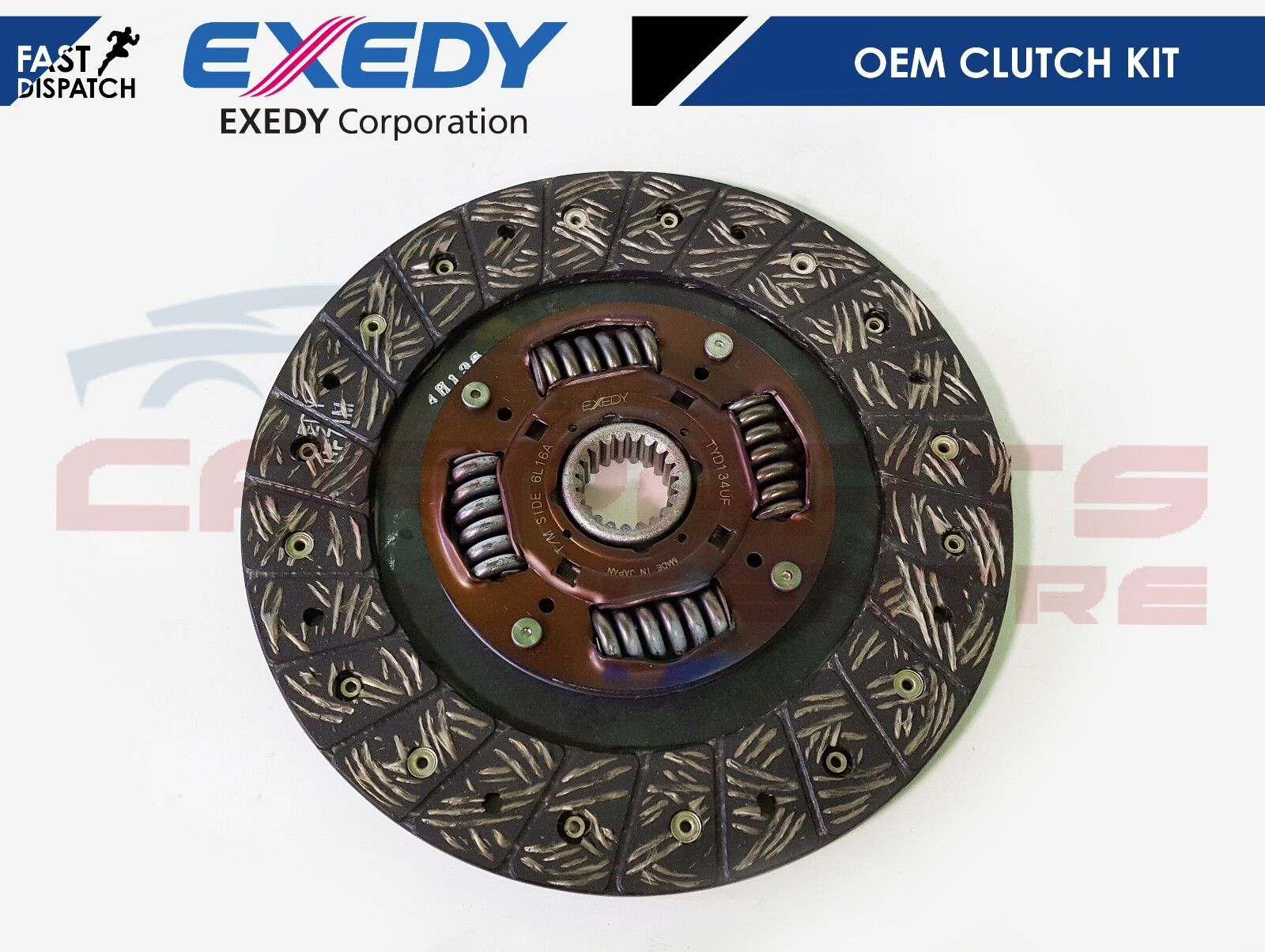 FOR LEXUS IS200 2 0 2 0i NEW OEM EXEDY JAPAN CLUTCH KIT BEARING