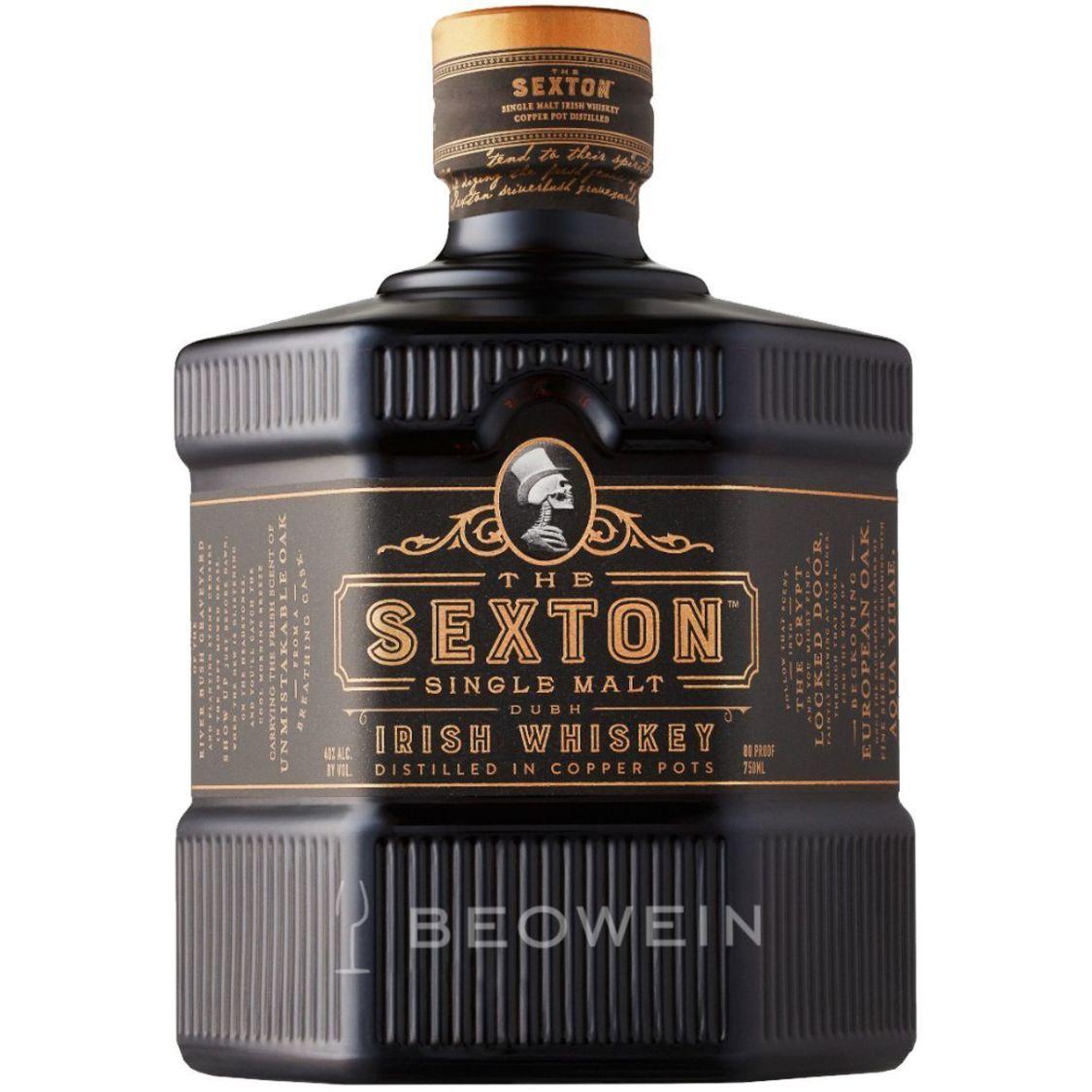 The Sexton Single Malt Irish Whiskey 0,7 l Oloroso Sherry Fass gereift, Whisky