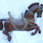 Antique Carousel Horse For Sale Ebay