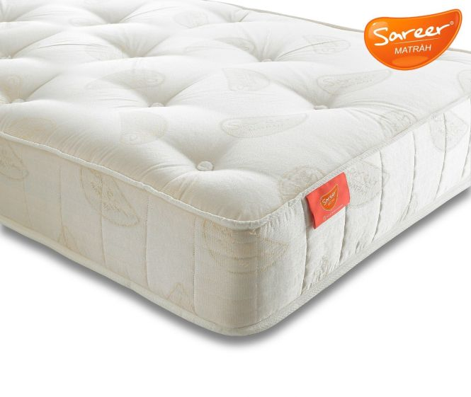 1500 Pocket Sprung Mattress 4ft 6 Double Uk Made