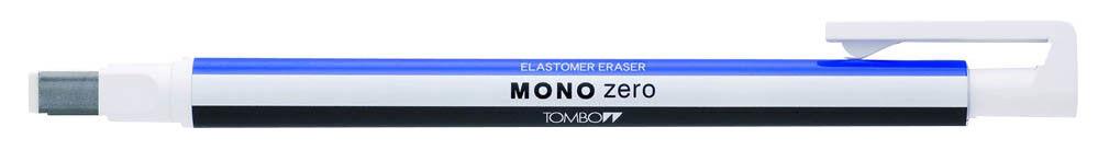 Tombow Präzisionsradierer MONO zero Rechteckige Spitze