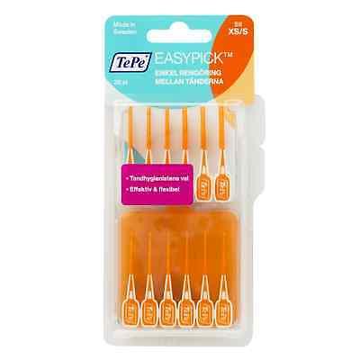 TePe Easy Pick Interdentalbürsten XS/S orange a 36 Stück