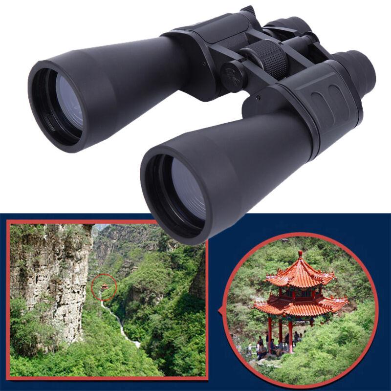 Spektiv Fernglas 60x90 Zoom HD Nachtsicht Binokulare Ferngläser Teleskope Jagd