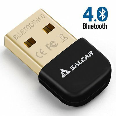 Bluetooth 4.0 USB 2.0/3.0 Mini Dongle Bluetooth Adapter Stick EDR für Win 7/8/10