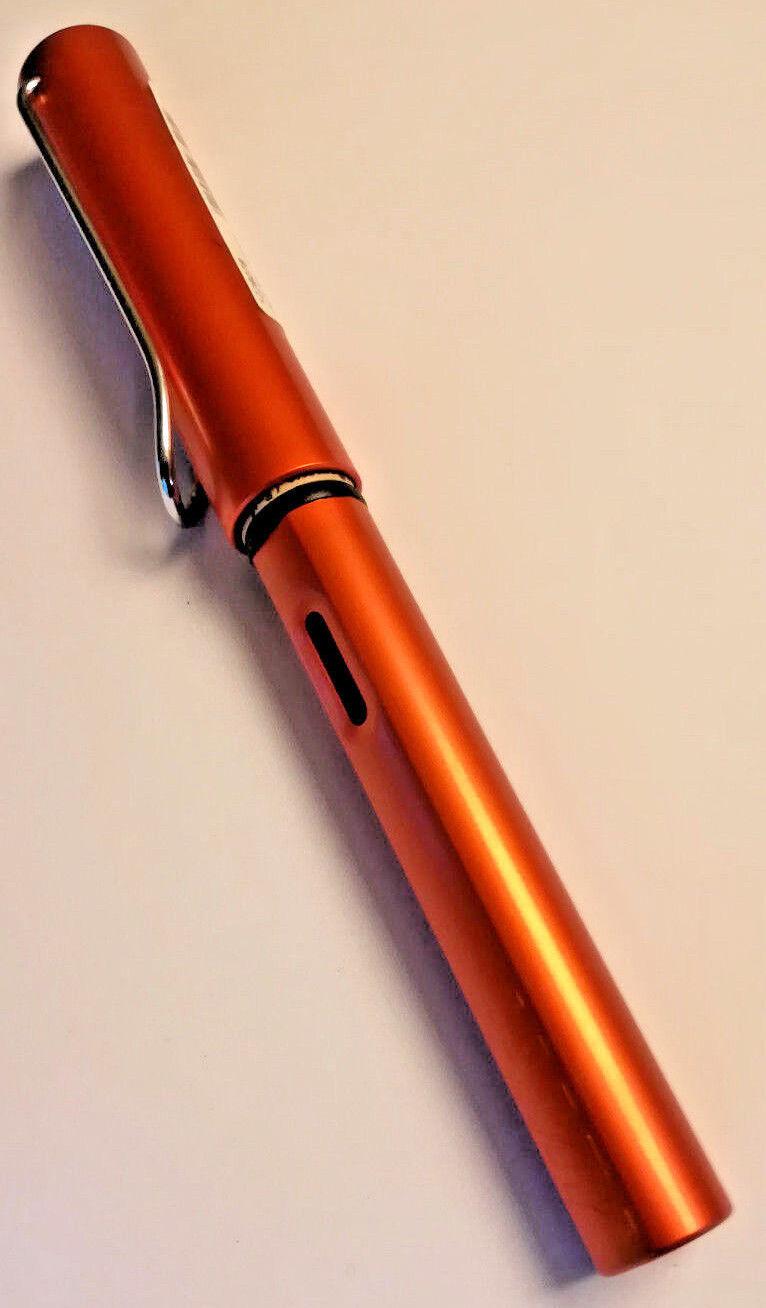 Lamy Füllfederhalter  Al-Star  Copper Orange/ special Edition / Füller