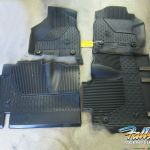 2019 2020 Ram 2500 3500 All Weather Floor Mats For Mega Cab With Bucket Seat Oem Ebay