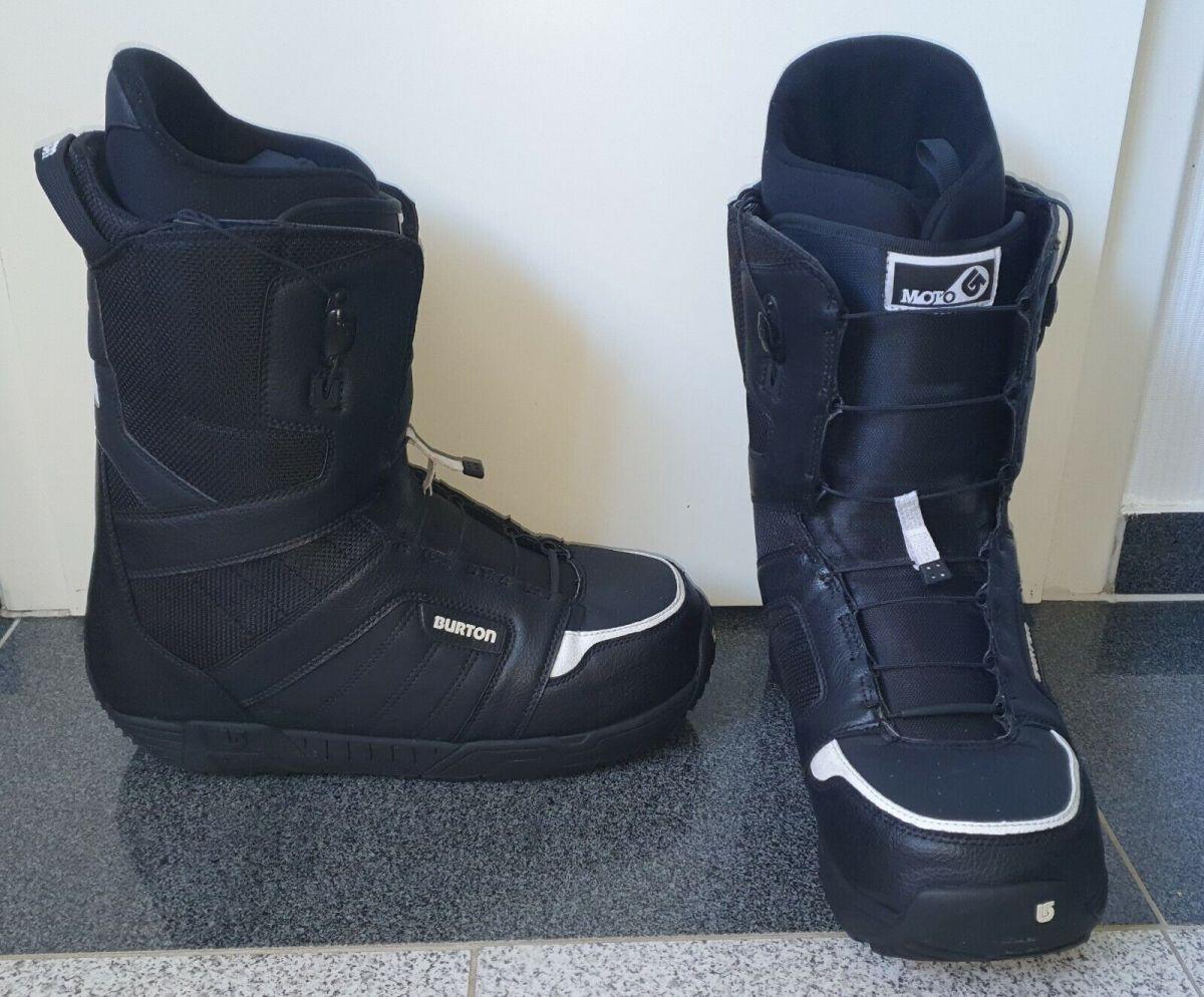 Burton Moto Snowboardschuhe Gr.48 Herren Snowboard Boots Gr.46       OVP