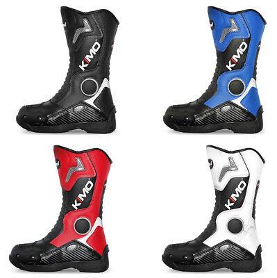 KIMO Kinder Motorradstiefel Protect Boots