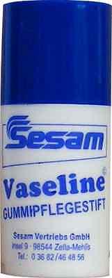 Sesam Vaseline Stift 25ml Gummipflege Gummibalsam #980029