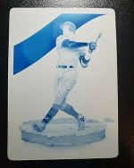 2020 Chronicles Magnitude Aaron Judge Printing Plate One of One #'d 1/1 SSP #2