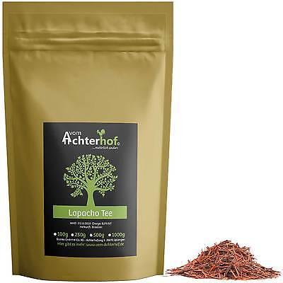 500 g  Lapacho Tee Inkatee Top gereinigt  Lapachorinde  natürlich vom-Achterhof