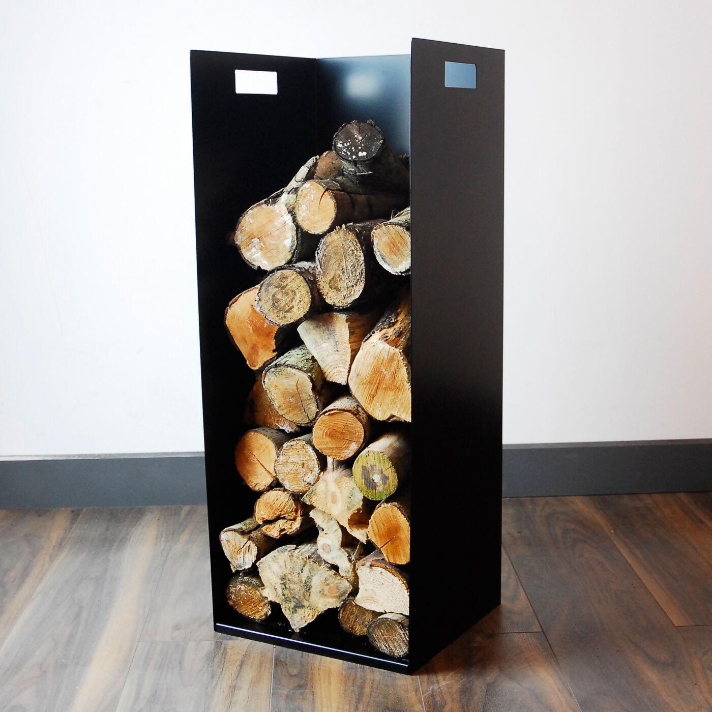 Medium 82cm Modern Firewood Log Store Holder