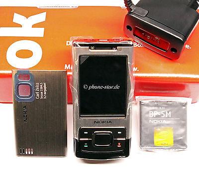 NOKIA 6500 slide HANDY SMARTPHONE QUAD-BAND UMTS BLUETOOTH KAMERA MP3 NEU NEW
