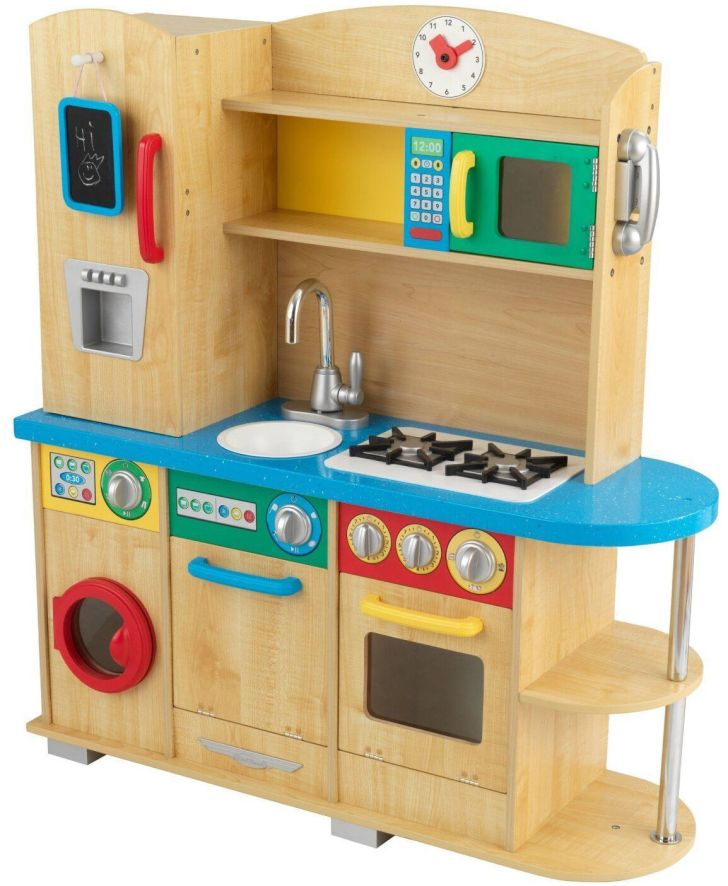 Top Wooden Kitchens Kids