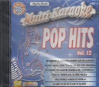 Playa Limbo Gael Garcia Luis Fonsi Reik Pop Hits Vol 12 Karaoke Nuevo sealed