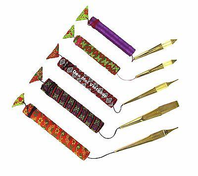 Maultrommel Dan Moi Set of 5 Jew's Jaw Mouth Vietnam Hmong Harp