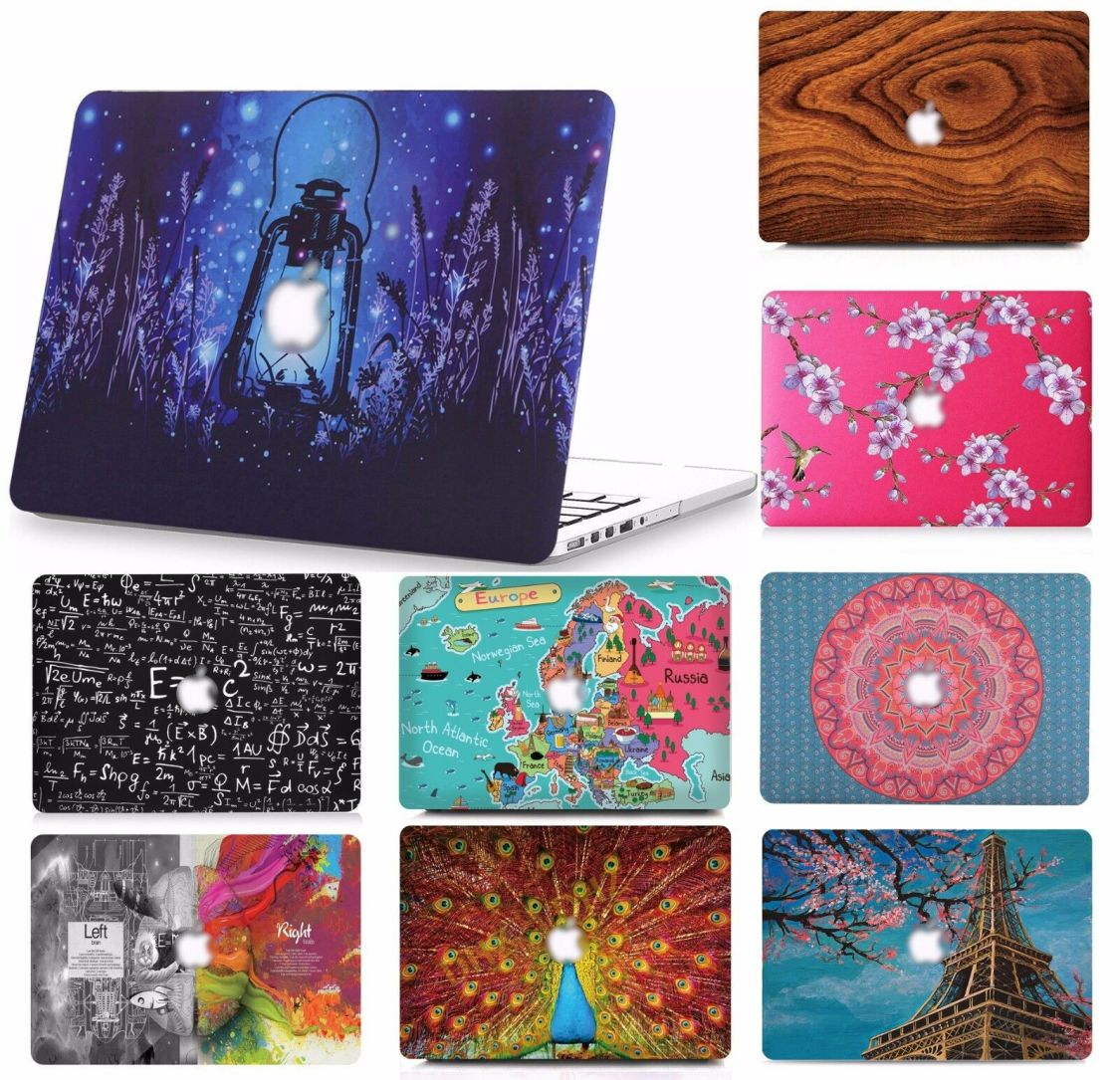 Laptop Hard Case Apple Macbook MAC BOOK Schutz Hülle Cover Schale Tasche Etui-MD