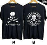 Mastermind Japan World Pariya T-shirt Cotton 100% S-XL Free Shipping