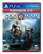 God of War PS4 (Brand New Factory Sealed) Sony PlayStation 4 Hits FREE SHIPPING