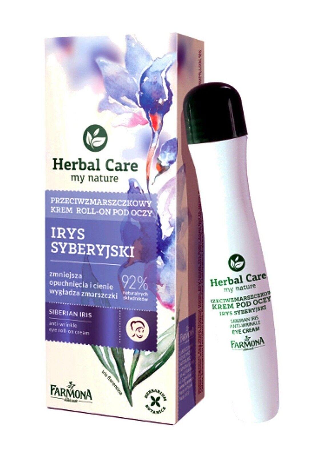 57,93€/100ml) Herbal Hyaluron Tränensäcke Augenringe Creme Augencreme Augenserum
