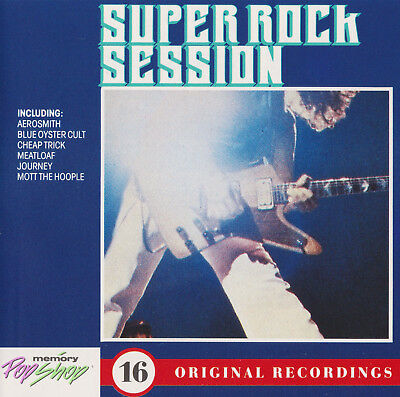Audio Sampler-Super Rock Session-CBS (1988)