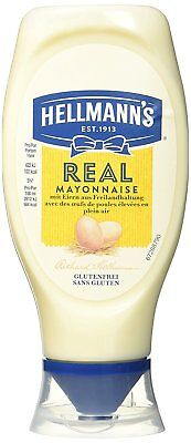 (1000ml=6,95€) Hellmann's Real Mayonnaise - Hellmanns - 430 ml