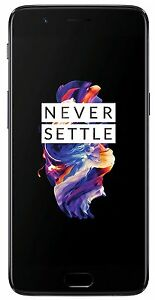 OnePlus India Warranty OnePlus 5 Duos Dual 64GB 6GB 20MP+16MP Rear Camera 16MP