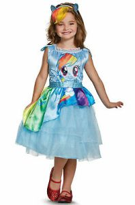 My Little Pony Rainbow Dash Movie Classic Toddler/Child Costume