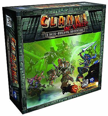 Renegado Juegos Estudios Clank en Espacio Juego de Mesa