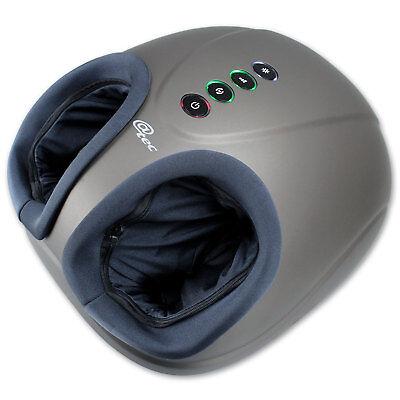 Shiatsu Fussmassagegerät mit Wärmefunktion elektrisch Fuß Reflexzonen Massage